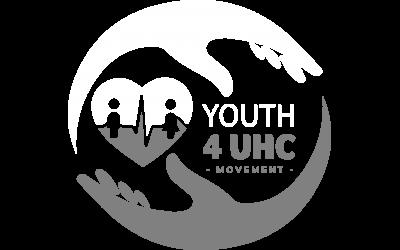 UHC logo grey